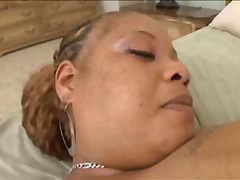 Huge black whore with ...