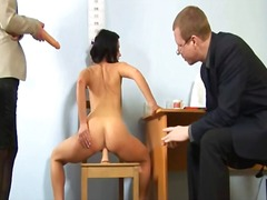 Yobt - Nude job interview not...