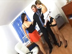 Secretaries at the off... preview