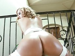 Thumb: Juicy blonde jessie ro...