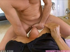 Face hole drilled mom debi d.