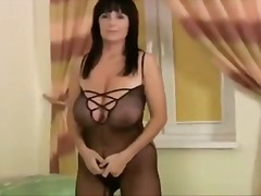 Thumb: Mom in lingerie