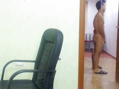 Hot muscular guy does great webcam show part 3 - more gay tube porn