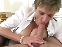 H2porn Movie:Mature stocking fetish slut bl...