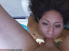 Yobt Movie:Liv aguilera asks to have her ...