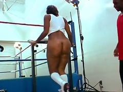 PornSharia Movie:Black babe ms. juicy with big