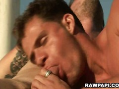 BoyFriendTV Movie:Playtime anal sex on the yacht