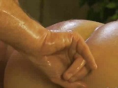 ass, oil, gay, fingering,