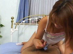 Yobt Movie:Pretty maho aizawa hot handjob!