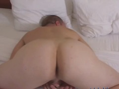Ass hole hot fingering...