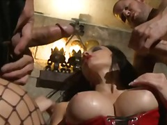 Yobt TV Movie:Fleshly hot babe aletta ocean ...