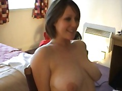 Amateur busty girlfrie... from Xhamster