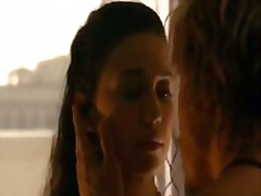 Jenna lind - spartacus preview