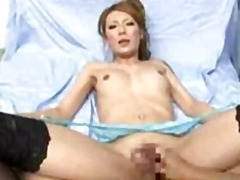 college, shemale, anal, ladyboy, asian, guy, tits,