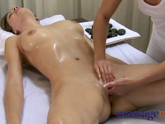 Massage rooms hot pebb... video