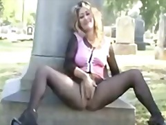 Thumb: Pantyhose ladies play 1a2