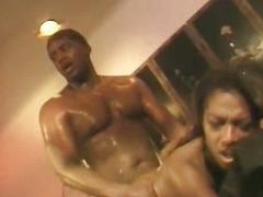 PornoXO Movie:Delightful ebony chick get plu...