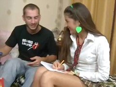 Belarusian couple fuck... preview