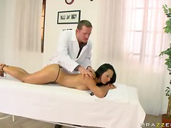 PornSharia Movie:Sexy assed brunette sandra rom...