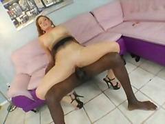 interracia, black, hardcore, brunette, pornstar