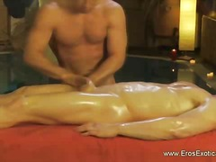 gay, massage, oil, softcore
