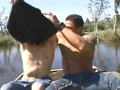 gay, outdoors, oral, dp, anal