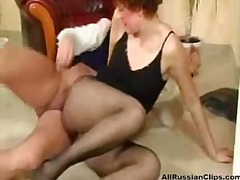 russian, pantyhose, fucking, oral