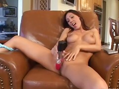 Lani test drives her n... - PornerBros