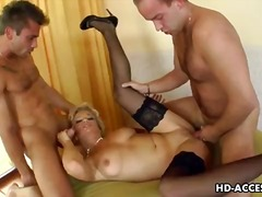 facial, milf, nylons, group, shaved,
