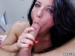 beautiful, classic, deepthroat, job