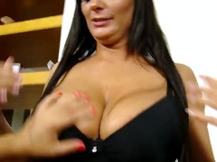 Update Tube - Slutty hot ass dark haired whores