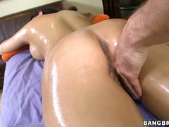 beautiful, fantasy, lick, oil, shaved