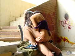 Updatetube Movie:Attractive tempting long haire...