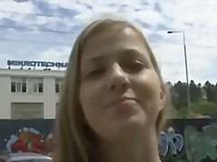 Tube8 Movie:Czech streets veronika