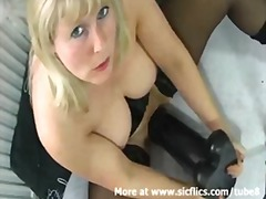 dildo, mature, toys, bizarre, insertion, monster, extreme, wife, fisting, amateur, black, pussy, milf