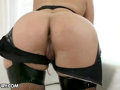 dp, toy, anal, rimjob, strapon