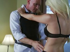 Big titted blonde alex... video