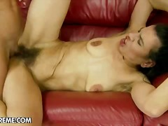 pussy, black, hairy, rough, mom