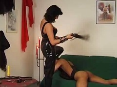 bondage, domination, brunette, fetish