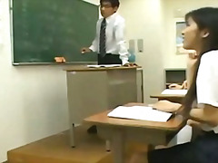 group, teacher, japan, classroom