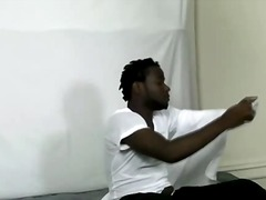 wanking, ebony, masturbation, gay, solo