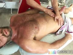 oral, mature, sucking, massage
