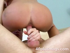 Horny blonde wife stelle