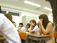 japanese, teen, group, schoolgirl, teacher, reality
