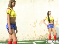 Wetplace Movie:Sweet babes were are playing f...