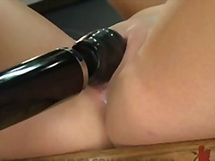 Creamy pussy gets fucked w... - 07:57