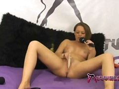 Shebang.tv sexy crysta... video