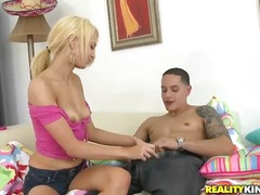 PinkRod Movie:Cassie lynn was babysitting at...