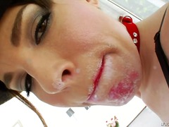 PinkRod Movie:Crazy hot and brutal chick dana