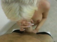 Blonde with a lean bod... - Alpha Porno